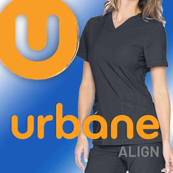 Shop Urbane Align medical scrubs