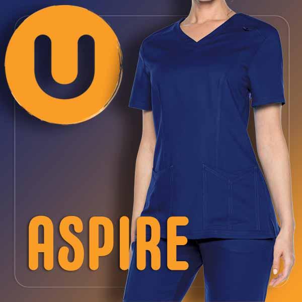 Urbane Aspire scrubs
