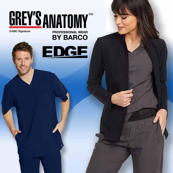 Shop Grey's anatomy EDGE scrubs