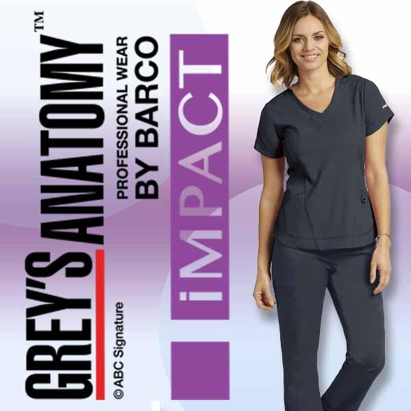Shop Grey's anatomy Impact scrubs - while supplies last