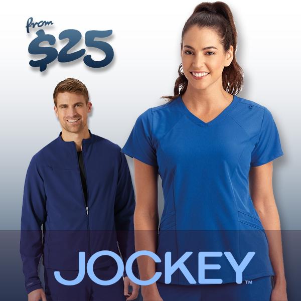 Shop Jockey scrubs for men and women
