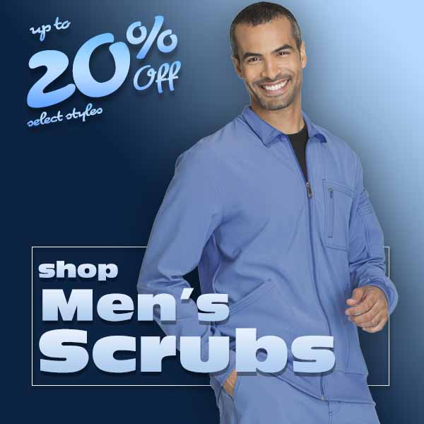 Shop and buy men's scrubs by the top brands