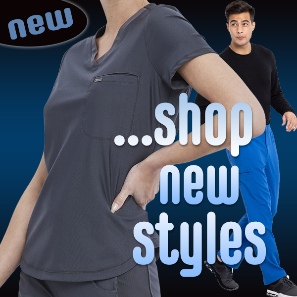 shop new medical uniforms and scrubs for men and women by the top uniform brands in the USA! Landau, Grey's Anatomy, Cherokee, Infinity scrubs and so many more! Shop and save @ a1scrubs.com