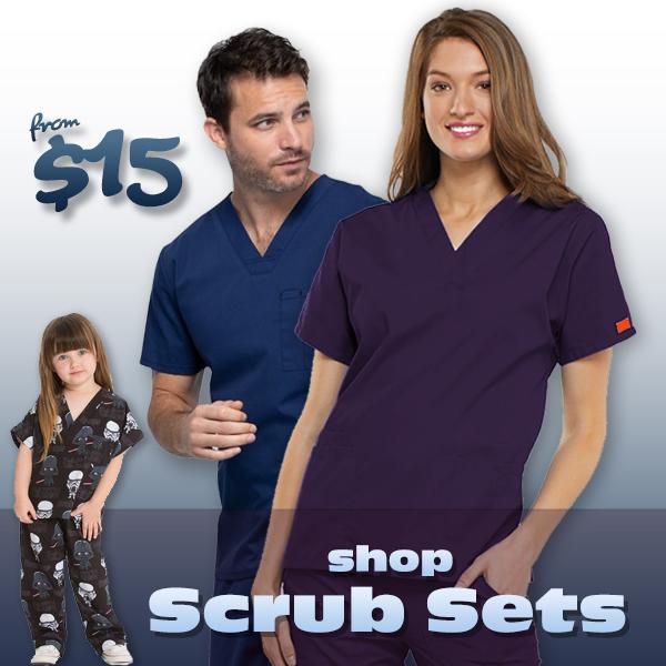 Shop scrub sets