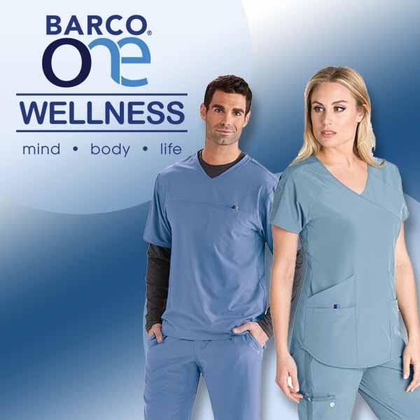 Barco one wellness scrubs - shop online @ a1scrubs.com