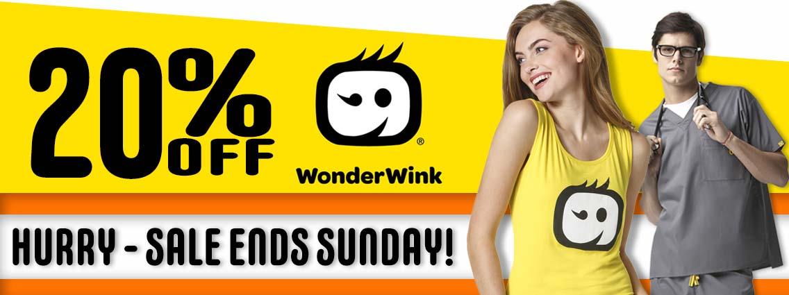Shop Wonderwink scrubs for men and women