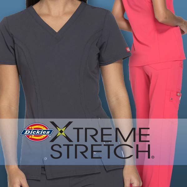 Dickies Xtreme Stretch Scrubs for women