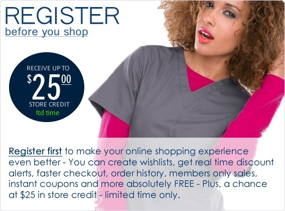 register first, save more