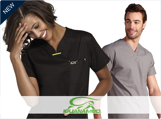 iguanamed scrubs