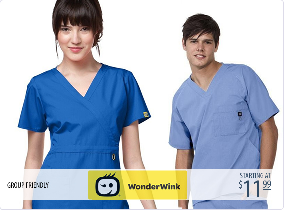 nursing scrubs