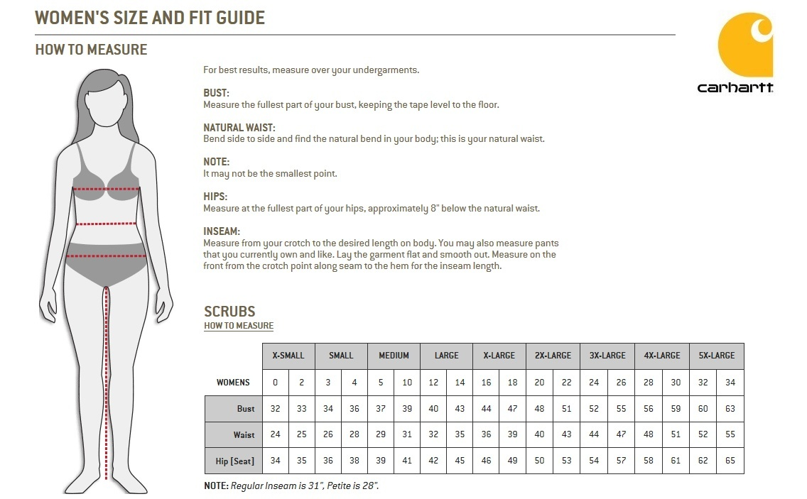 Carhartt Cross Flex Ladies Zip Front Scrub Jacket - C82310