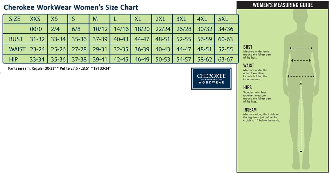 WW 4801 Ladies 2 Pocket Mock Wrap