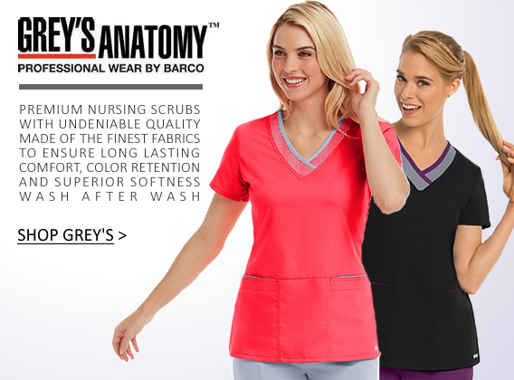 Shop Grey's Anatomy Scrubs