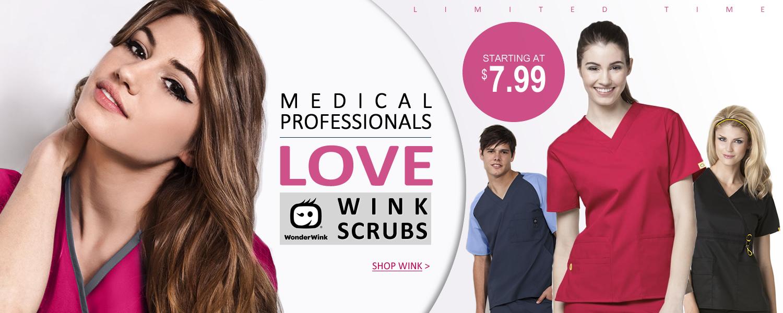 wonderwink scrubs