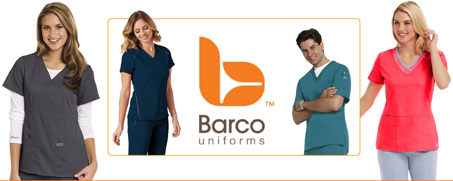 barco brand uniforms and scrubs
