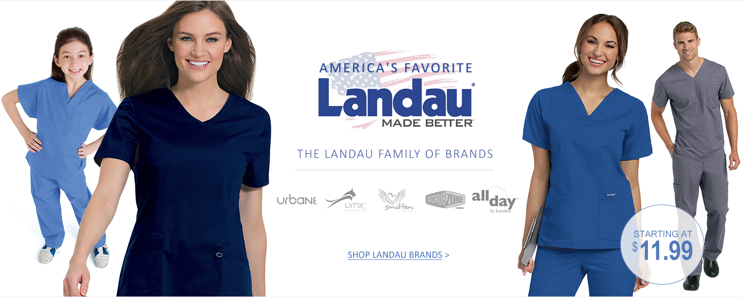 Landau family of brands