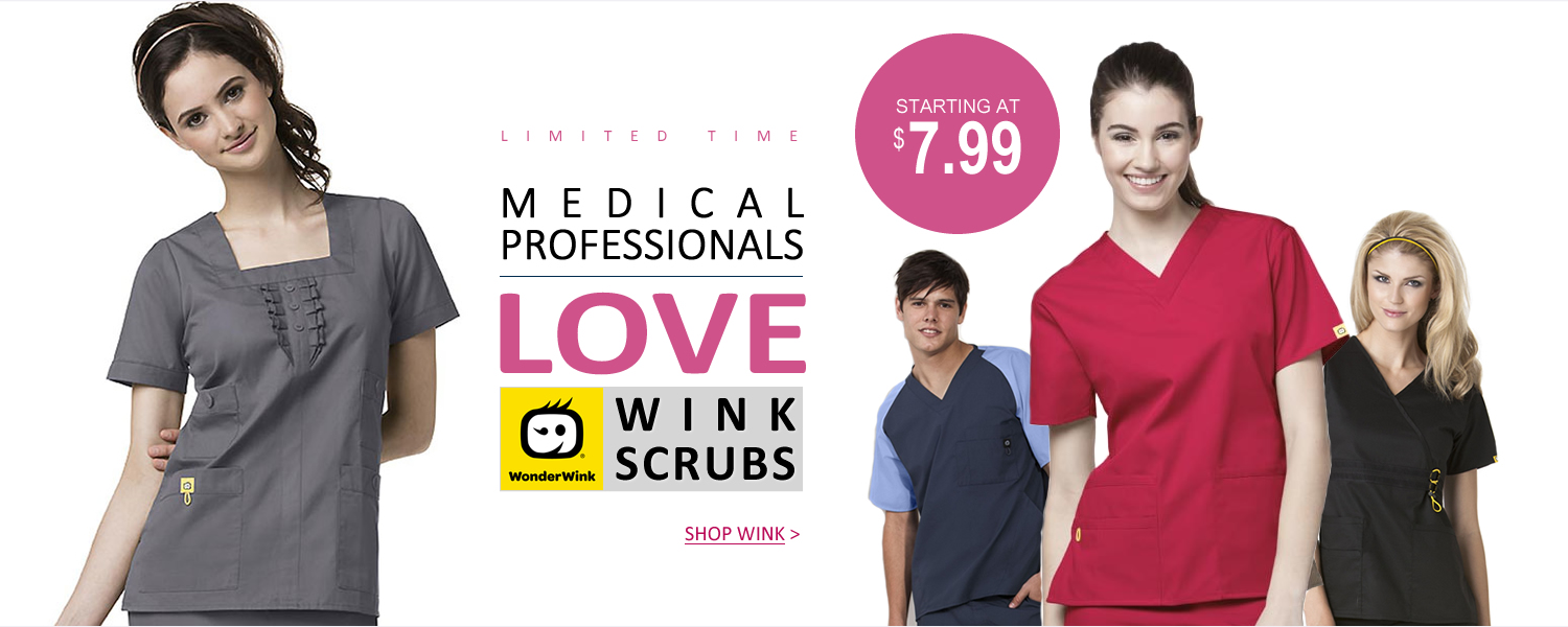 wonderwink scrubs
