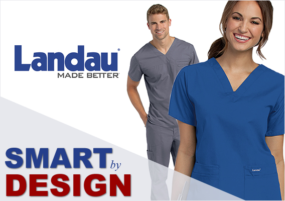 landau uniforms and scrubs