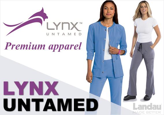 Lynx scrubs