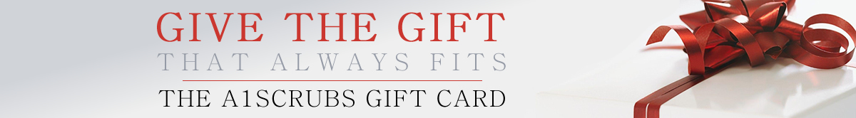 a1scrub s e gift cards - great gifts for nursing and medical professionals,