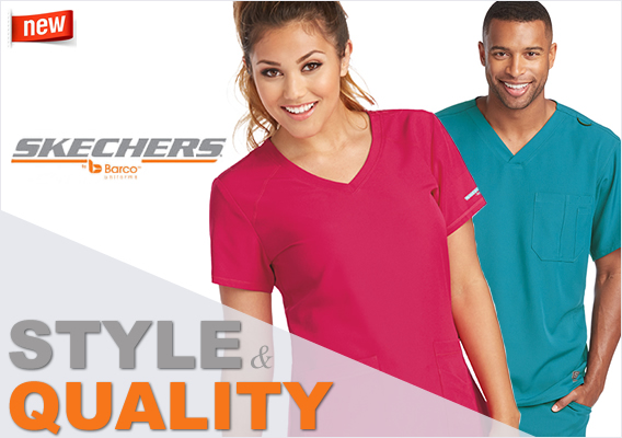 New Skechers Scrubs