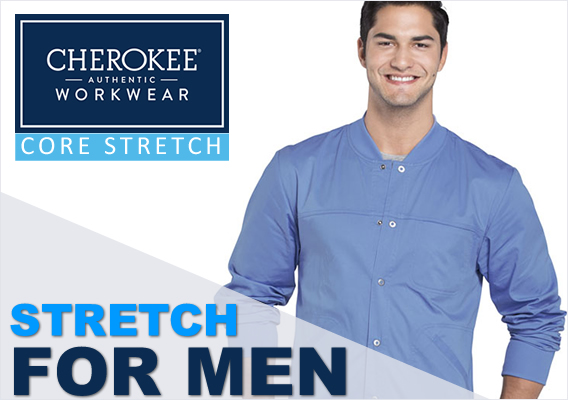 CHEROKEE WORKWEAR CORE STRETCH FOR MEN