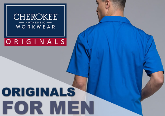 workwear originals scrubs for men