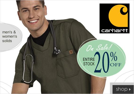 carhartt scrubs sale!!