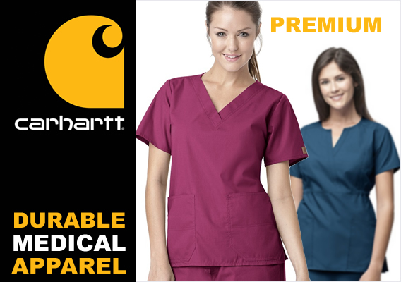carhartt premium uniforms and scrubs
