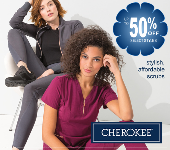 cherokee medical scrubs up to 50% OFF