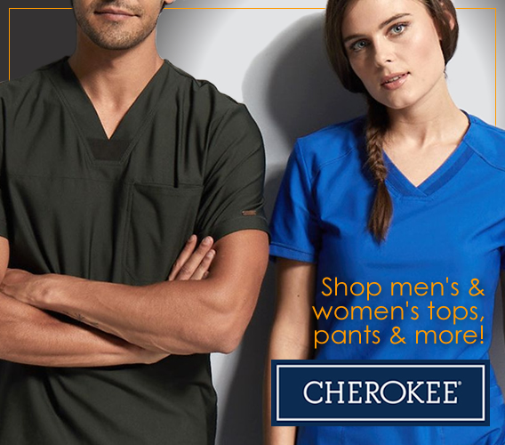 Shop and buy Cherokee scrubs online and take advantage of these great prices!