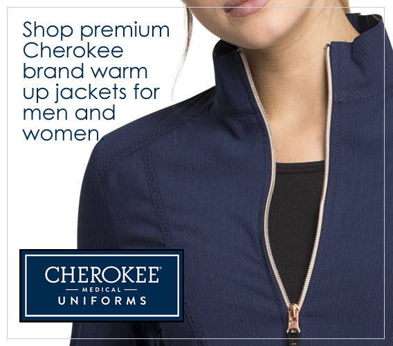 Shop Cherokee warm up jackets - his and hers styles you'll love!