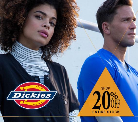 All DIckies scrubs - 20% OFF