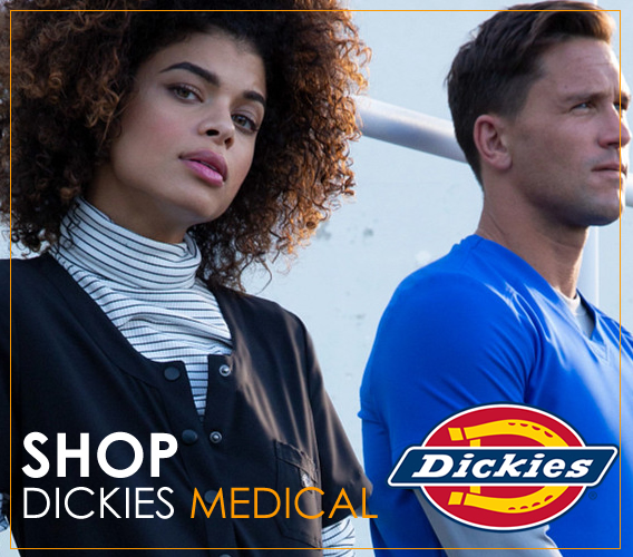 Dickies medical scrubs - men's and women's uniforms and scrubs - take advantage of these great offers!