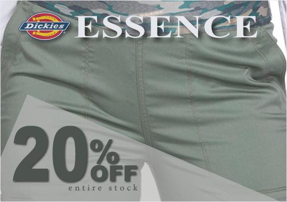 dickies essence scrubs 20% OFF