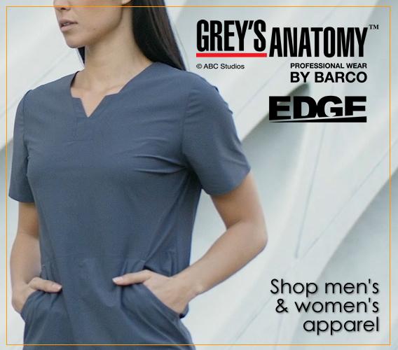 EDGE scrubs by Grey's Anatomy