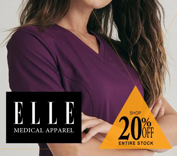 ELLE medical apparel - 20% OFF