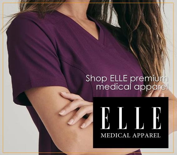 Shop ELLE premium medical apparel
