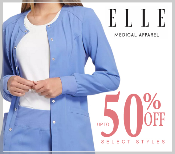 Shop and buy ELLE premium medical apparel up to 50% OFF