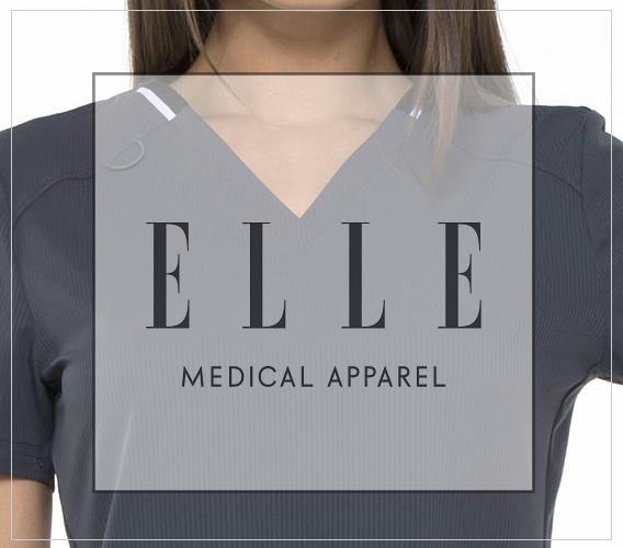 Shop and buy ELLE medical apparel