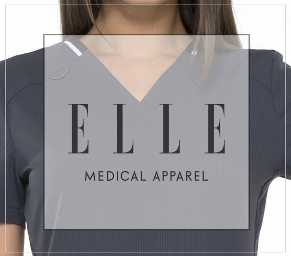 Shop and buy ELLE medical scrubs - scrub tops, pants and jackets by ELLE Uniforms.