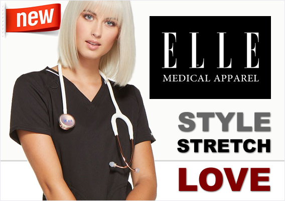 elle medical apparel, scrubs and uniforms