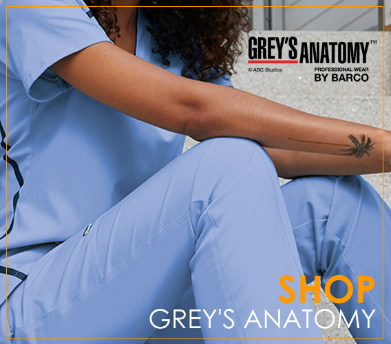Greys Anatomy Scrubs