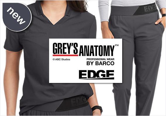 NEW Grey's Anatomy Edge