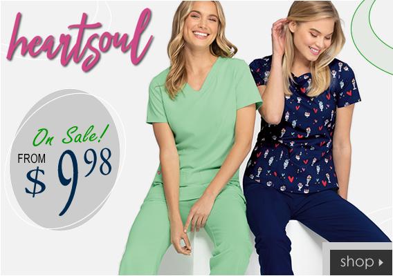 heartsoul uniforms and scrubs