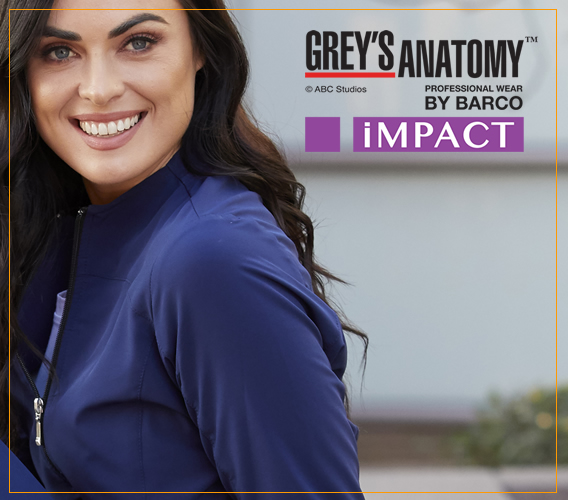 Grey's anatomy Impact scrubs