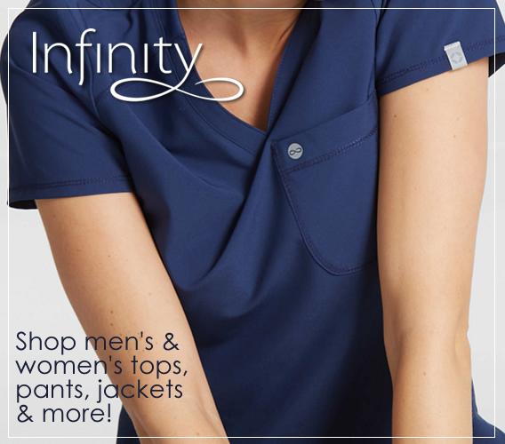 Shop Infinity scrubs for men and women