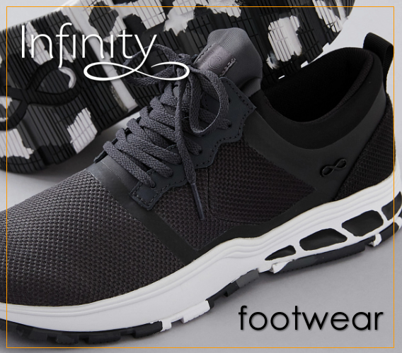 Shop and buy Infinity footwear, shoes and socks online at a1scrubs,com