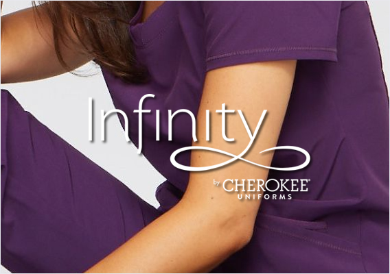 infinity medical scrubs