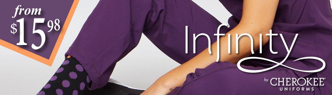 infinity scrubs by Cherokee